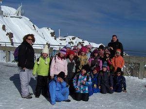 Camp Neige : Visite du Pic du Midi