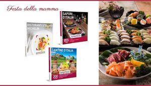 Gourmet, viaggi e attività per la festa della mamma