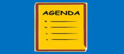 Agendas