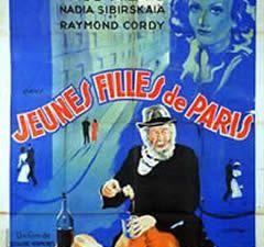 Jeunes filles de Paris de Claude Vermorel