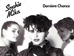 Sophie Mika, une chanteuse belge d'origine grecque, l'une des rares représentantes féminines du reggae en Europe