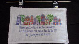"""SAL """"Le bonheur est sous les toits"""" objectif 7 - les finitions"""