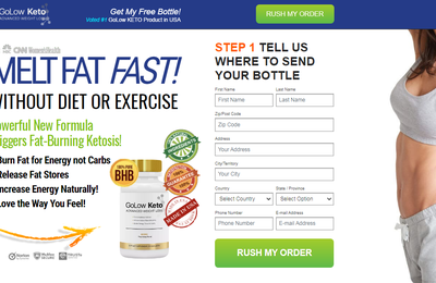GoLow Keto : Review, Benefits, Fitness, Ingredients, Health #Price & Buy Now ?