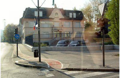 L'Ambassade de France à Ljubljana