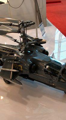 Une version spéciale du Ka-52 pour les Mistrals russes