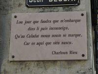 Le Paradou, Charloun Rieu