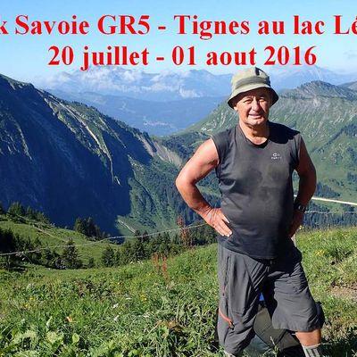 Savoie - 20 juillet au 1er aout 2016