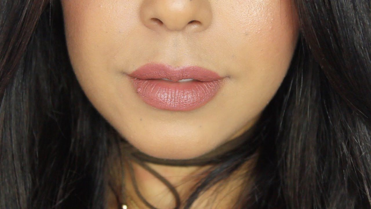 Velvet Teddy Mac Lipstick Swatch Http Gtmgpn Over Blog Com