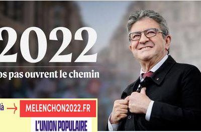 2022 : Nos pas ouvrent le chemin
