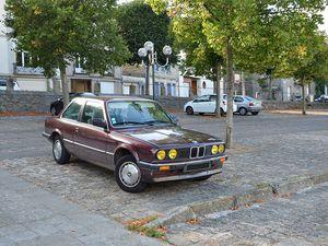 '85 BMW Série 3 (E30) 316 coupé