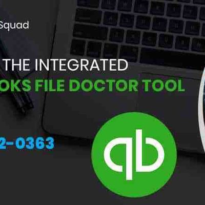 QuickBooks File Doctor - Fix Company File & Network issues
