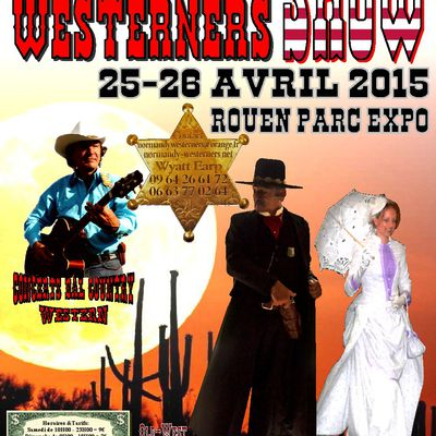 Reportage NORMANDY WESTERNERS SHOW 1ière partie