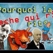 Pourquoi la vache qui rit rit ? Léon Bel et Benjamin Rabier -- ArgosRaconte #4