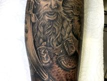tatouage viking