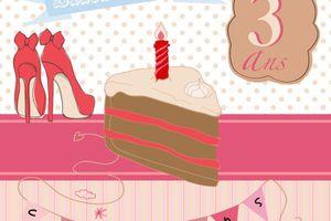 Chiffons & Co fête ses 3 ans !