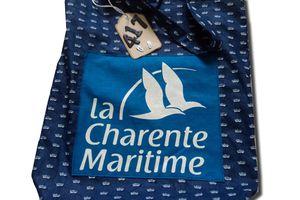 Sac Charente Maritime n° 417 dans le Bas-Rhin...