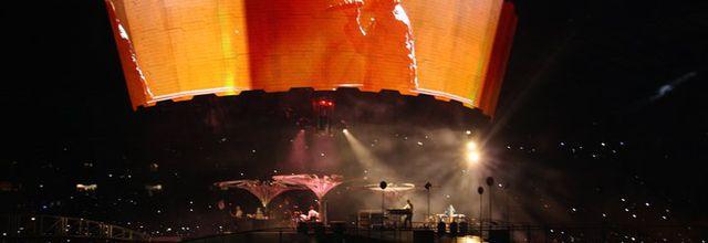 U2- Auckland (Nouvelle-Zélande) - Mt. Smart Stadium 25.11.2010