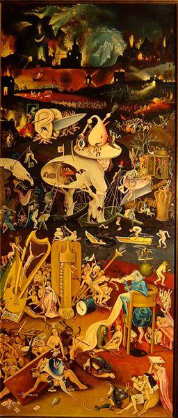 LE MYSTÈRE JEROME BOSCH de José Luis Lopez-Linares [critique]