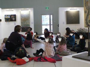 crédit photo Frédéric Dhenin, maternelle de Bonneville et Florence Beaulieu Conseillère pédagogique art et danse