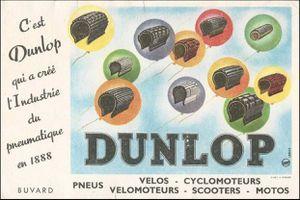 Industries d'Auvergne: Dunlop