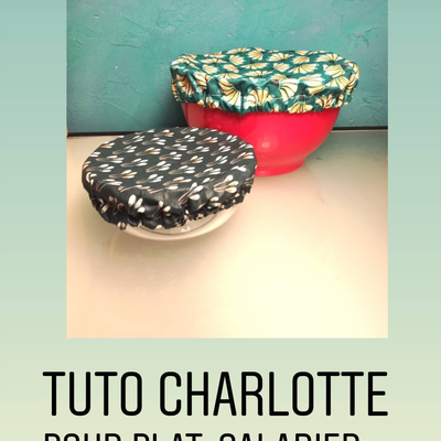 Tuto charlotte alimentaire Version2- DIY