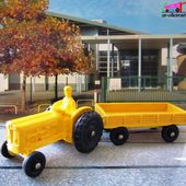 TRACTEUR FORDSON TOMTE LAERDAL 1/43 - car-collector.net