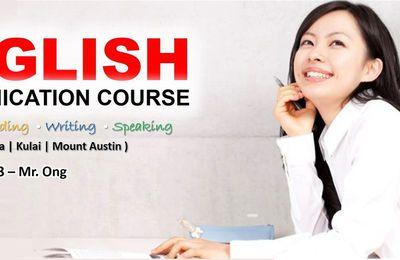 [JOHOR BAHRU] - Adult English Course (新山成人英语会话课程)