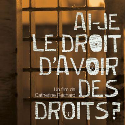 """Le film """"Ai-je le droit d'avoir des droits ?"""" projeté lundi 4 octobre à Nancy lors de la Nuit du Droit"""