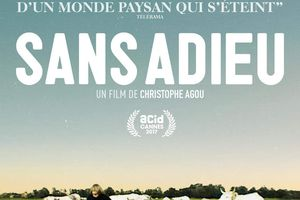 Sans adieu (film documentaire 2017 de Christophe Agou)