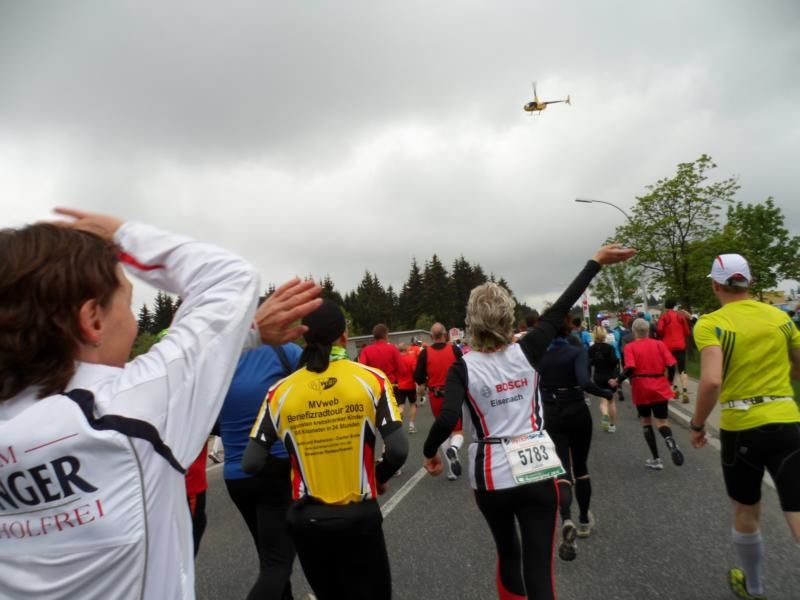 2012 Mai 40. Rennsteiglauf