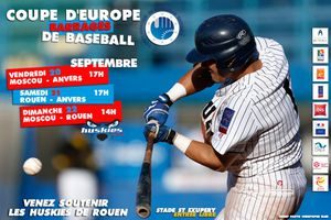 2013 - Playoff COUPE D'EUROPE (ROUEN & SENART) 20>22 sept