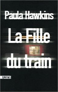 """La fille du train"" de Paula Hawkins"