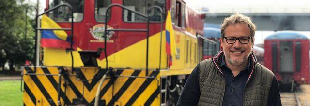 """Direction la Colombie pour Philippe Gougler dans """"Des trains pas comme les autres"""" ce soir sur France 5"""