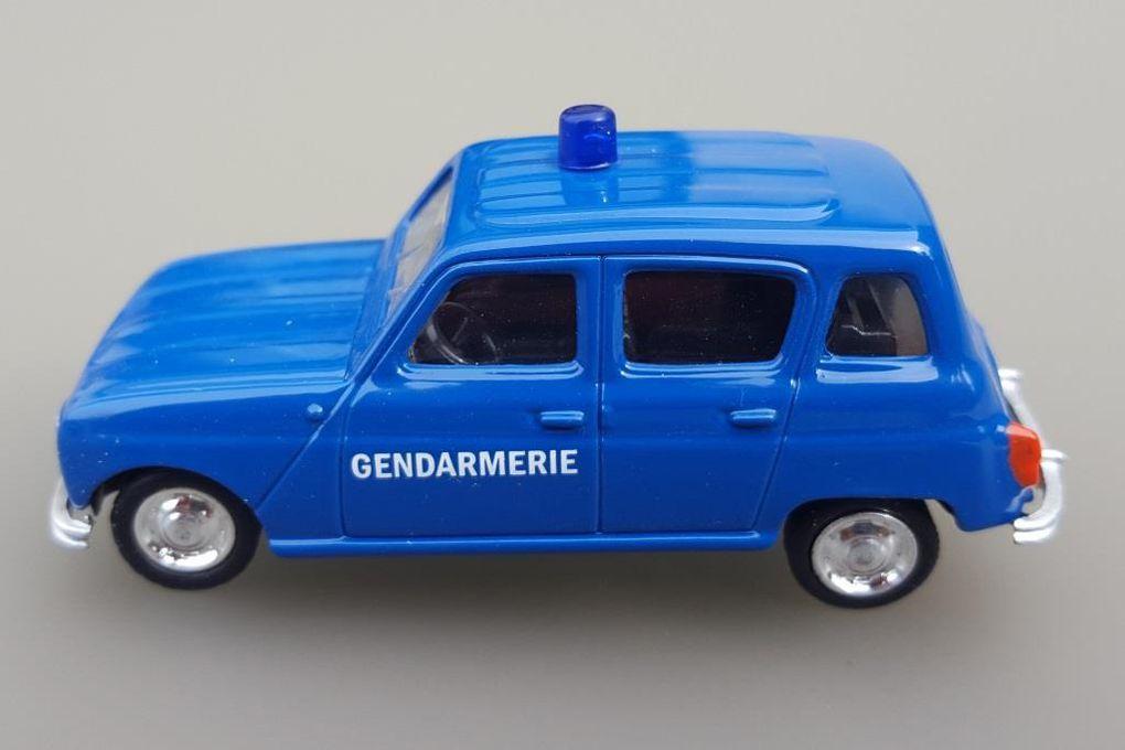 Diaporama 1 : la Renault 4L