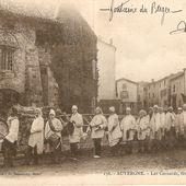 Les cornards à Sauxillanges - L'Auvergne Vue par Papou Poustache