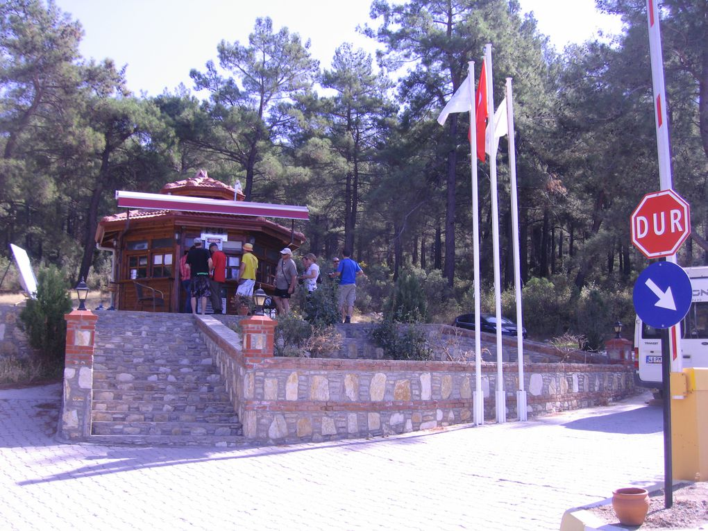 Stage parapente PPM à Oludeniz Turquie octobre 2013