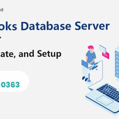 How to Install, Update and Setup QuickBooks Database Server Manager?