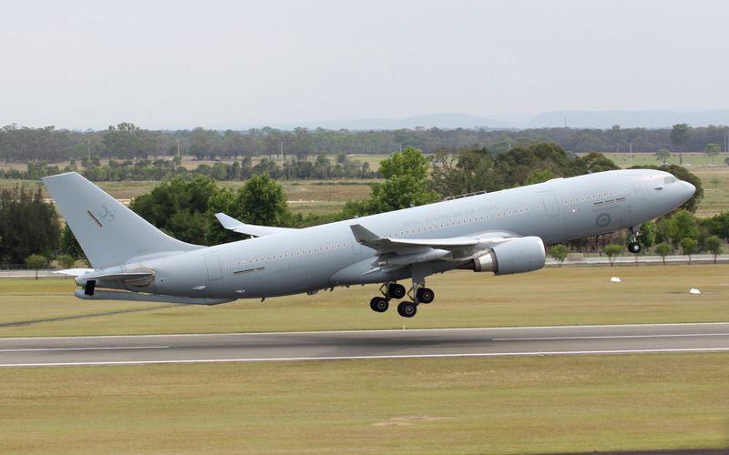 Singapour achète six ravitailleurs A330 MRTT