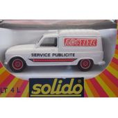 LES MODELES RENAULT SOLIDO FRANCE - car-collector