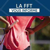 Suspension du classement de tennis jusqu'à nouvel ordre | Fédération française de tennis