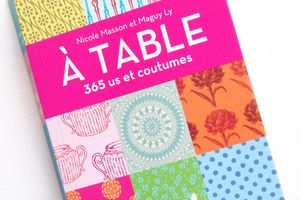 A Table... 365 Us et Coutumes