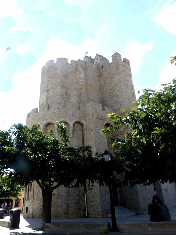 L'églisr fortifiée des Saintes-Maries de la Mer