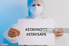 Stay home stay strong stay safe? (What the Fµ***?)