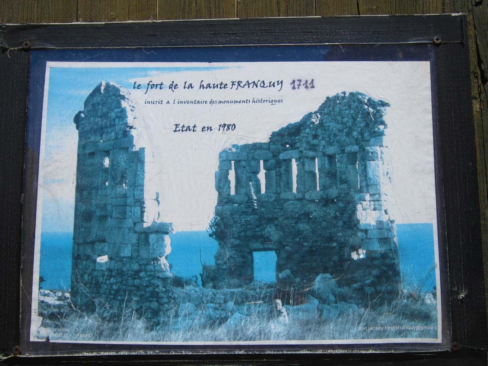 Cap Leucate. Site touristique.