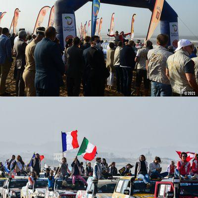 Rallye : Les Gazelles terminent en beauté à Essaouira