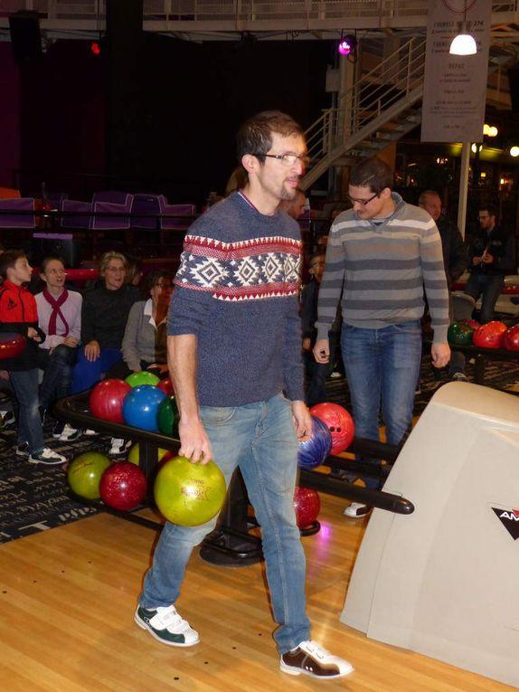 PPG des bras... au bowling !
