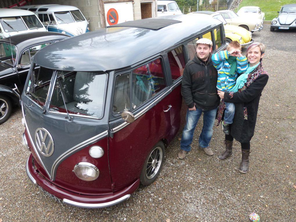 Voici une séléction de Combi VW passés par notre magasin ou notre atelier.