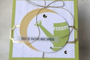 On Stage Avril 2017 Blog Hop ! Jour 2