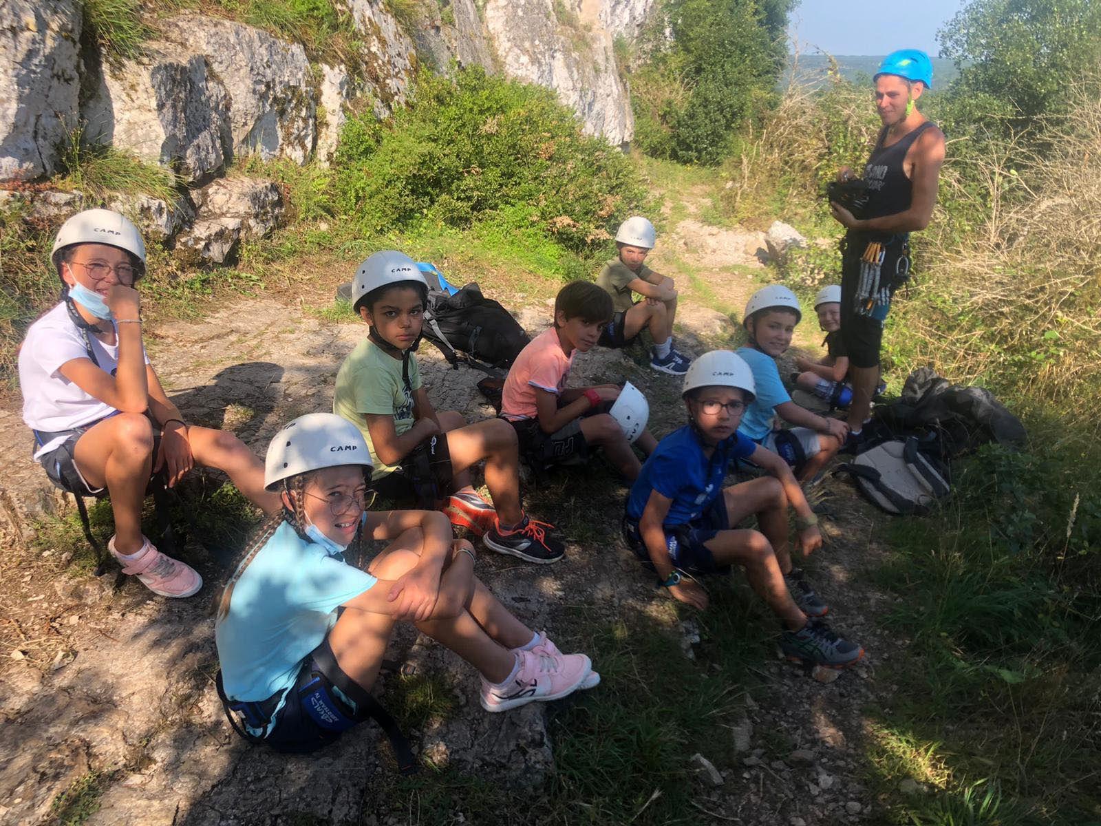 Camp St-Antonin 2021 : Mardi 20 juillet