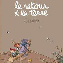 Le retour à la terre de Jean-Yves Ferri et Manu Larcenet